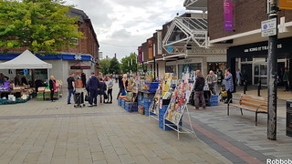 St.Helens open market,Church Square | by Robbob2010