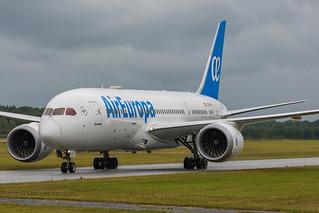 Air Europa Boeing 787-8 Dreamliner EC-MIG
