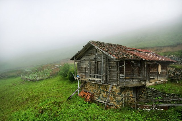 Trabzon / Çaykara / Tufa Yaylası