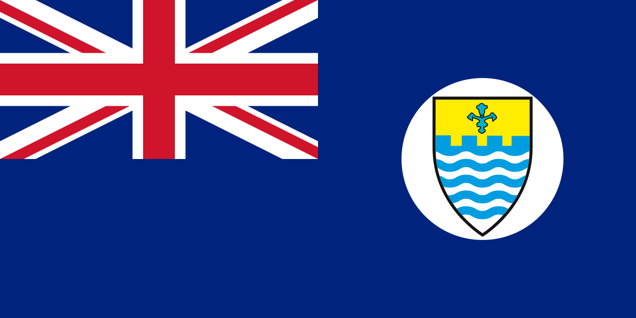 Flag of the British Settlement of Penang (1946 - 1949)