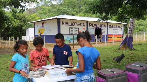BIBLIOTECA PÚBLICA DE GALLO PREMIO NACIONAL DE BIBLIOTECAS 2018