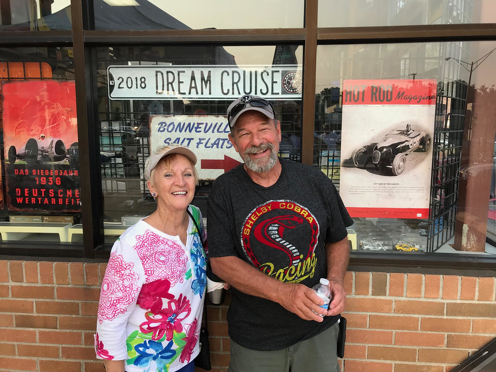 Pre Dream Cruise at Pasteiners August 15 2018