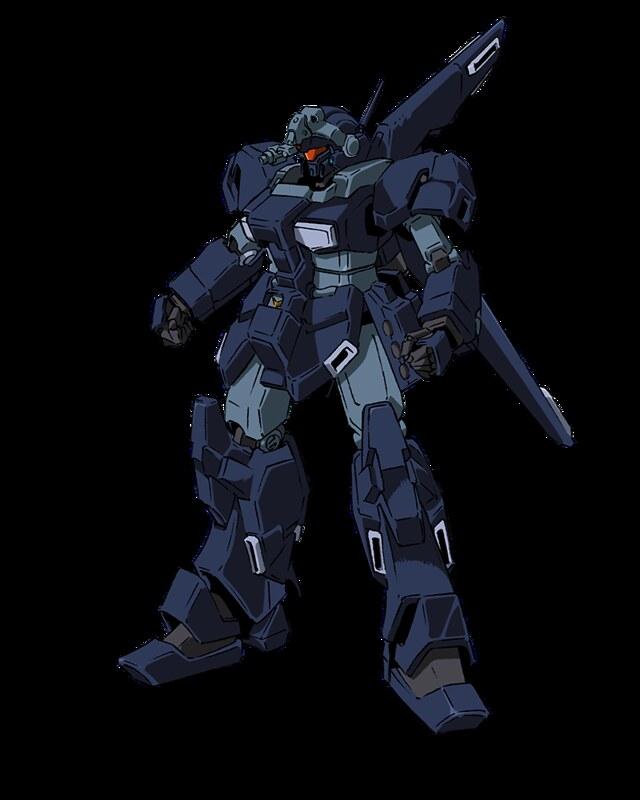 HG 1/144《機動戰士鋼彈NT》RGM-96X 傑斯塔 獵人隊規格 A班裝備(ジェスタ  シェザール隊仕様 A班装備)【PB限定】
