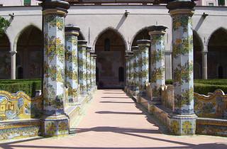 Chiostro Santa Chiara - 514