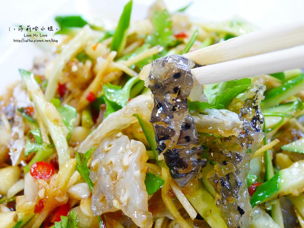 基隆吃海鮮推薦和平島漁市大街 (13)