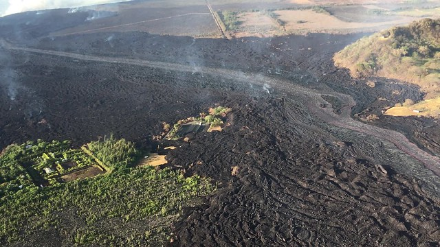 06/22/18 Kilauea, HI - East Rift Zone Eruption Event