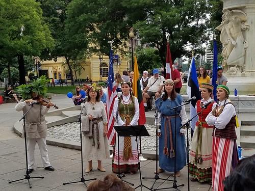 Latvian Folk Singers