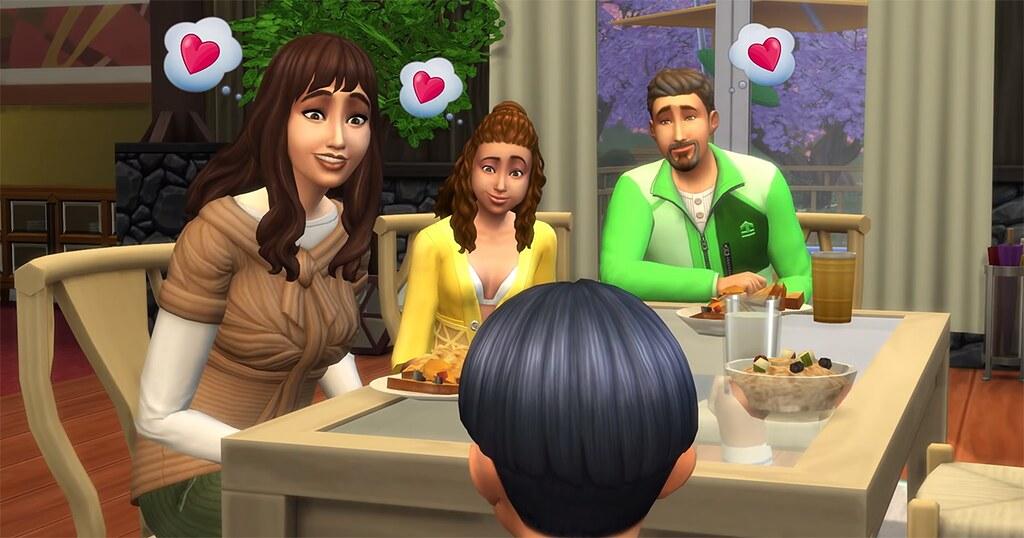 Foto de Trailer de Lançamento do The Sims 4 Estações: Conheça os Climates