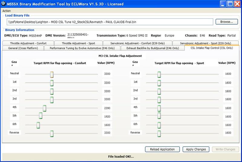 MSS52 / MSS54 / MSS54HP Binary Modification Tool [Archive