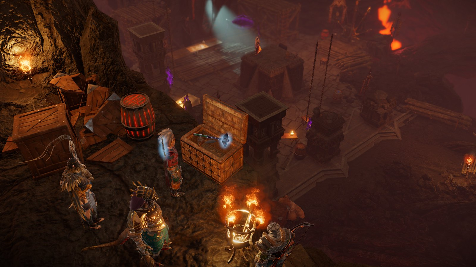 Pre-order critically-acclaimed RPG Divinity: Original Sin 2 on PS4