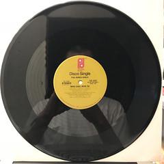 THE JONES GIRL:YOU GONNA MAKE ME LOVE SOMEBODY ELSE(RECORD SIDE-B)