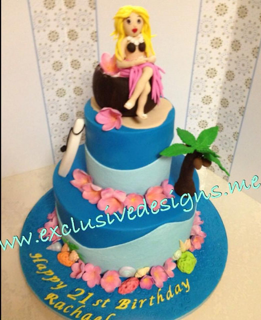 Cake from Cakes by Exclusive Designs
