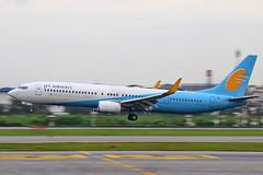 JET AIRWAYS BOEING737-800 VT-JLH