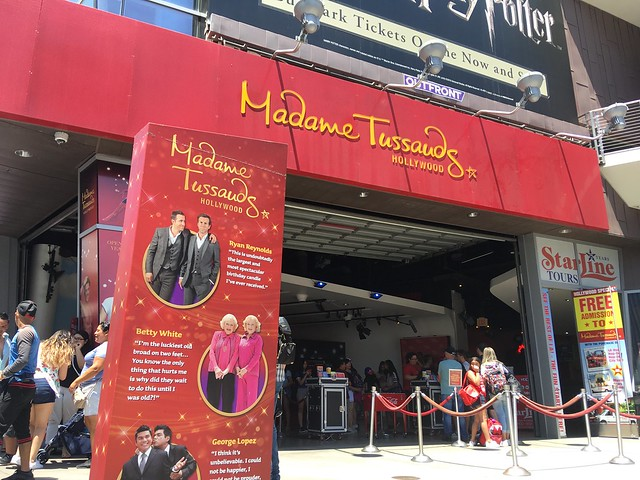 Madame Tussauds of Hollywood