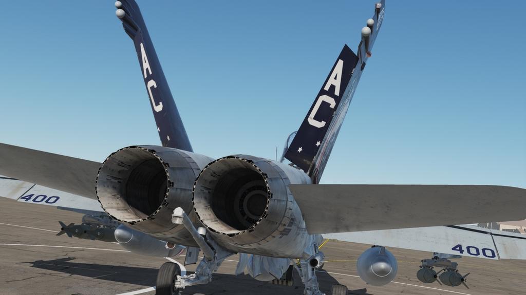 DCS World: F/A-18C Hornet  43152091374_63af91936c_o