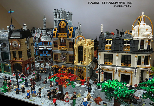 Paris steampunk 1889 v2