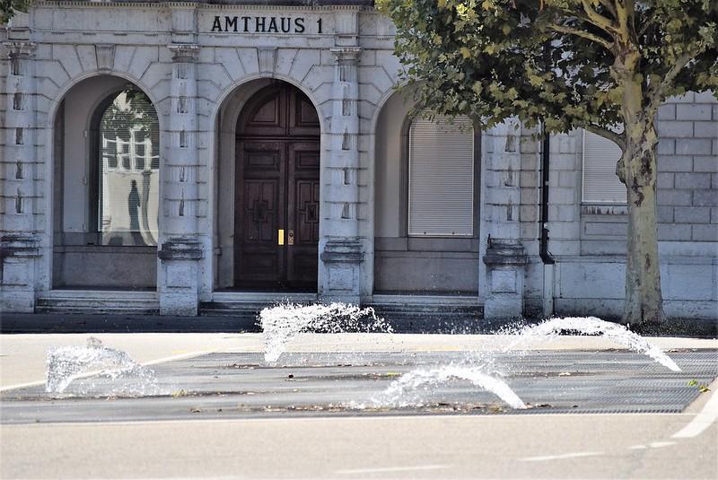 Amthausplatz Solothurn 12.08.2018