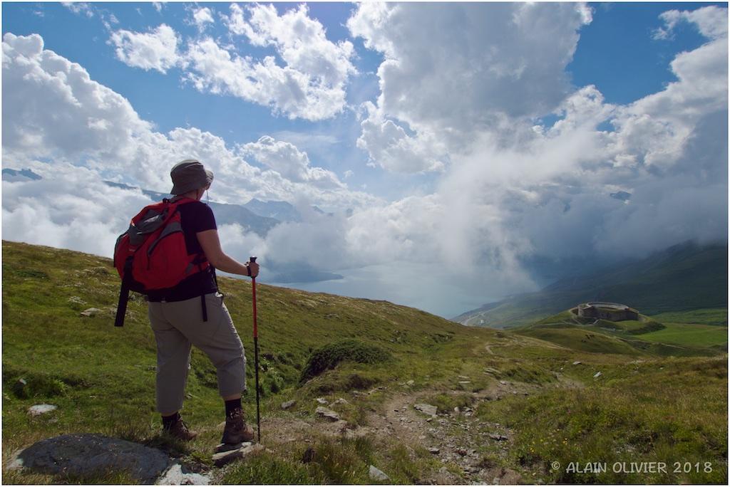 Lac du Mont-Cenis, Fort de Ronce et Lac Clair 43283042454_d2d9332b1c_o