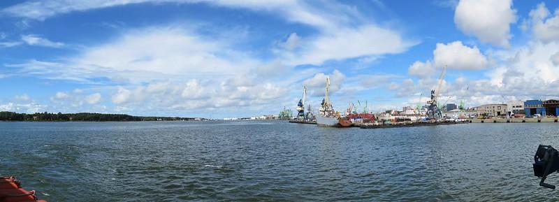 Klaipėdos jūrų uostasIMG_1423 Panorama