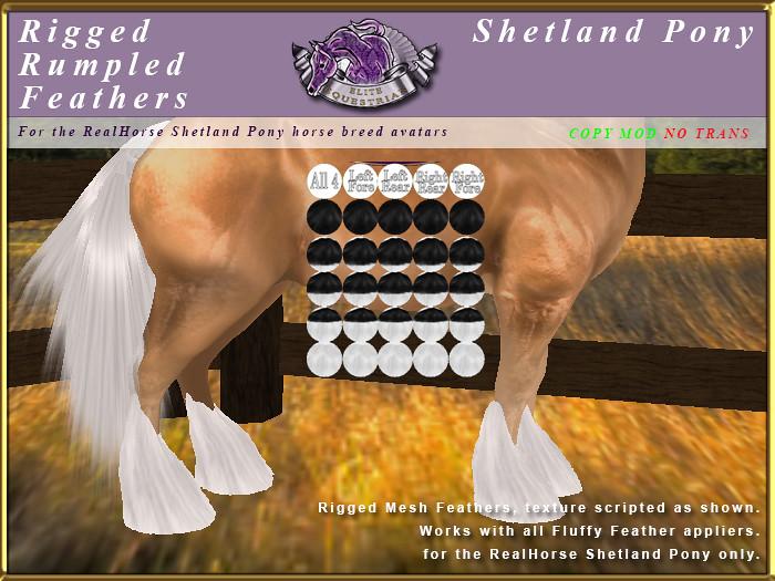E-RH-Shetland-RiggedMeshFeathers-Rumpled - TeleportHub.com Live!