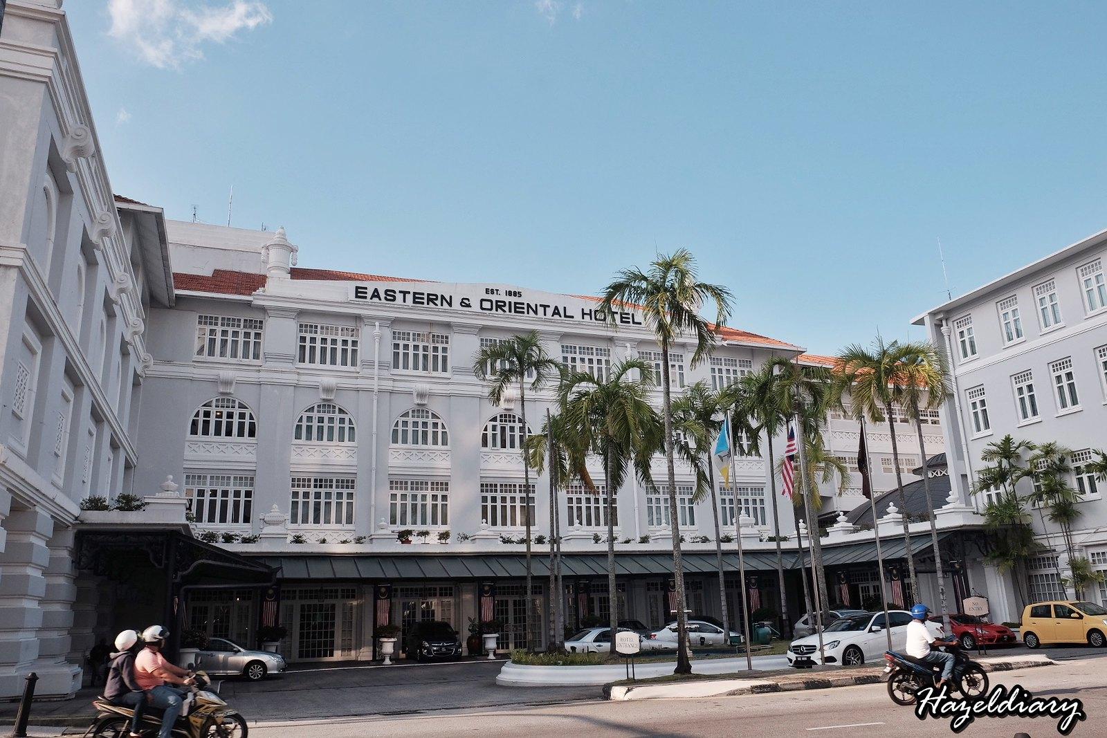 Eastern and Oriental Hotel Penang Malaysia-Hazeldiary-1