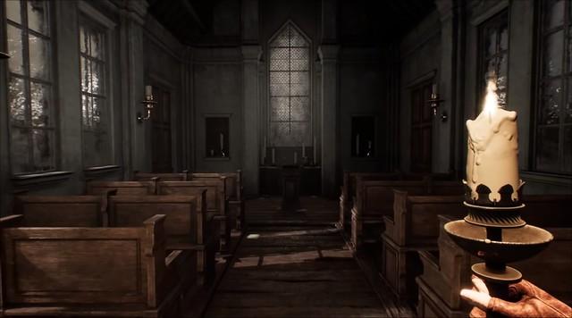Bitter Tides - L'église