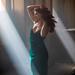 Scarlett in the Sunbeams