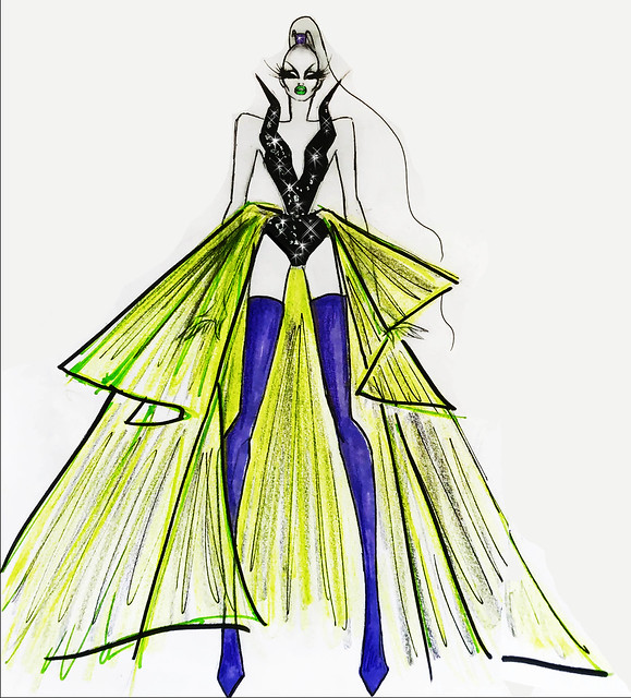 THE BLONDS SKETCH 2