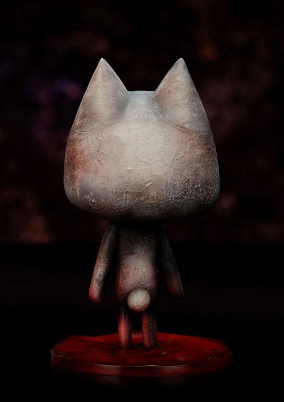 驚悚慎入!《到哪都相伴》X《死魂曲》發售 15 週年紀念聯名商品「屍人多樂貓(シビトロ)」PVC塗裝完成品