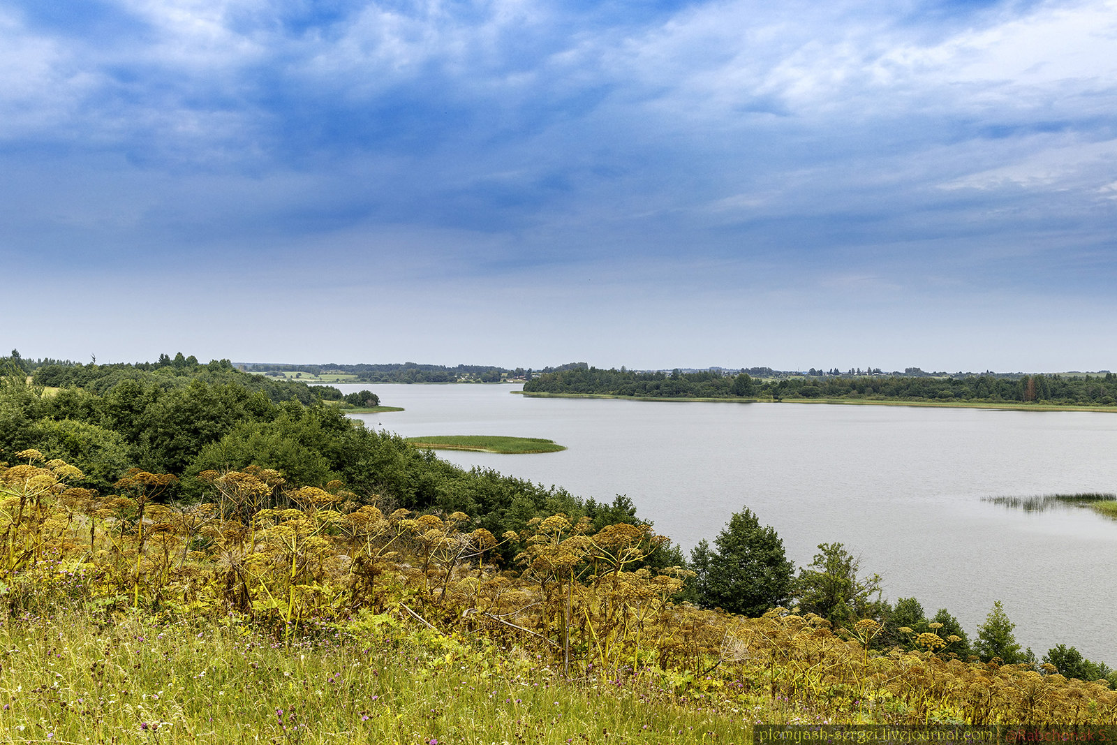 Ushachsky Lakes