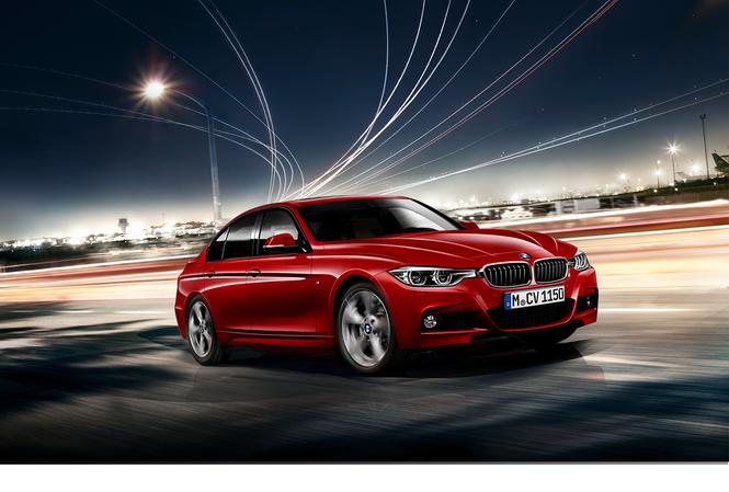 [新聞照片一] 全新BMW 320i M Sport豪華白金版升級配備總價值超過21萬元