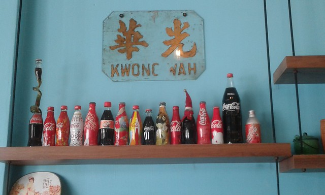 Coca-cola in all shapes