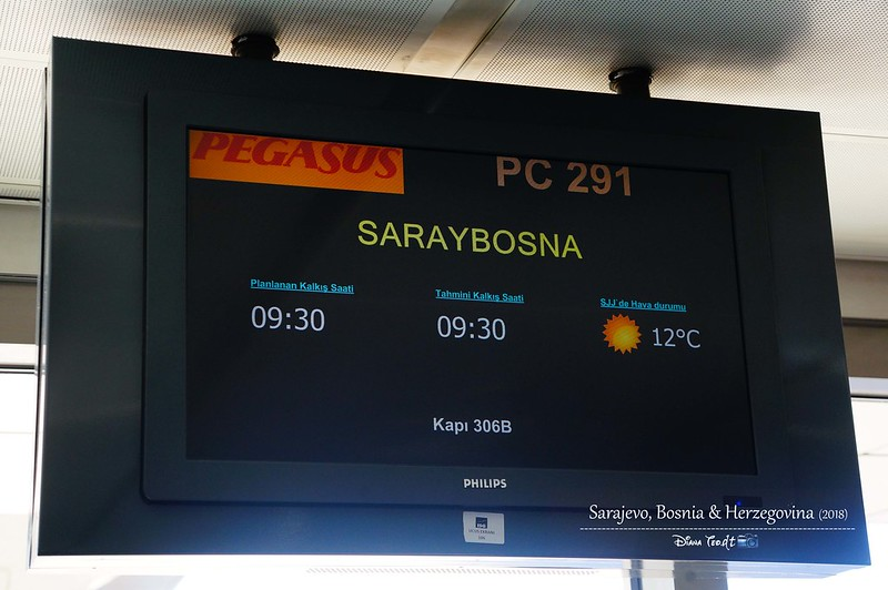 2018 Day 3 Bosnia 01 Pegasus Airlines 2