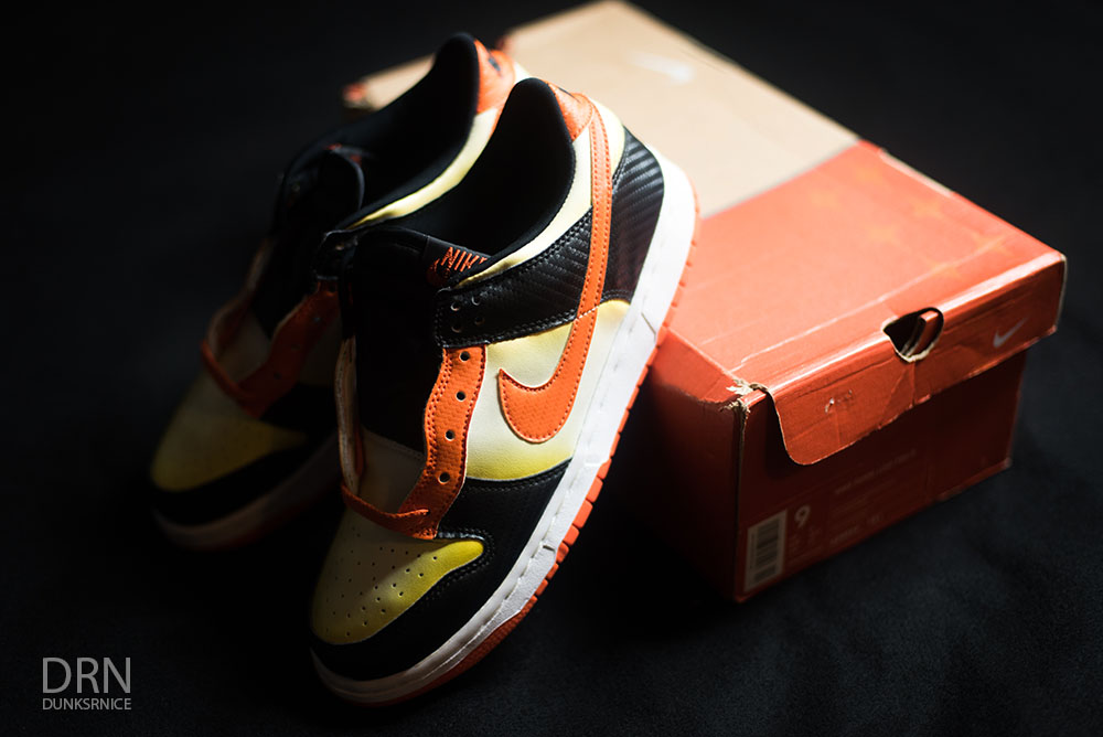 2002 Halloween CO.JP Dunk Lows.
