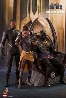 超霸氣王座現身!! Hot Toys – ACS005 –《黑豹》1/6 比例 瓦甘達王座 Wakanda Throne
