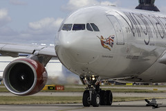 Virgin Atlantic Airbus A330-223 G-VMNK