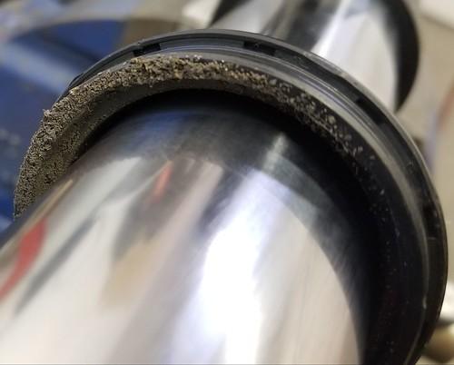 fork seal oem spring