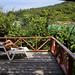 Kanitha sunbathe at our bungalow on Raya Resort by B℮n