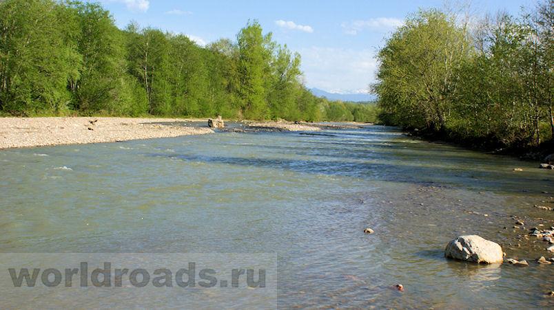 Река Дах