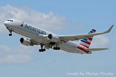 American 767WL n342an