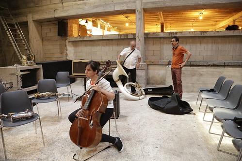 2018/06/26 Ensemble Éléctron à la Marbrerie de Montreuil- Concert