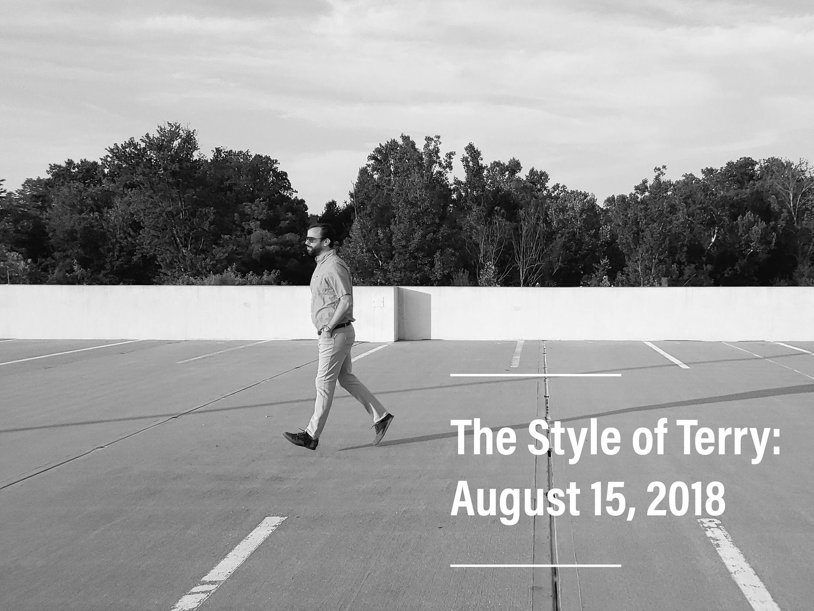The Style of Terry: 8.15.18