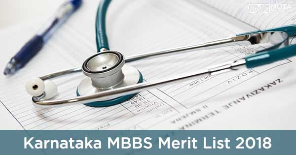 karnataka mbbs merit list