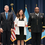 Vi, 07/27/2018 - 14:39 - On July 27, 2018, the William J. Perry Center for Hemispheric Defense Studies hosted a graduation ceremony for its 'Defense Policy and Complex Threats' and 'Cyber Policy Development' programs. The ceremony and reception took place in Lincoln Hall at Fort McNair in Washington, DC.
