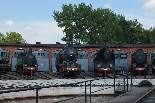 Lokschuppen Jaworzyna Slaska