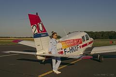 Eléanor - HOP! Tour jeunes pilotes 2018 / F-HNXF