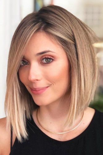Best Medium Length Haircuts For Any Styles |Trendy Hairstyles 10
