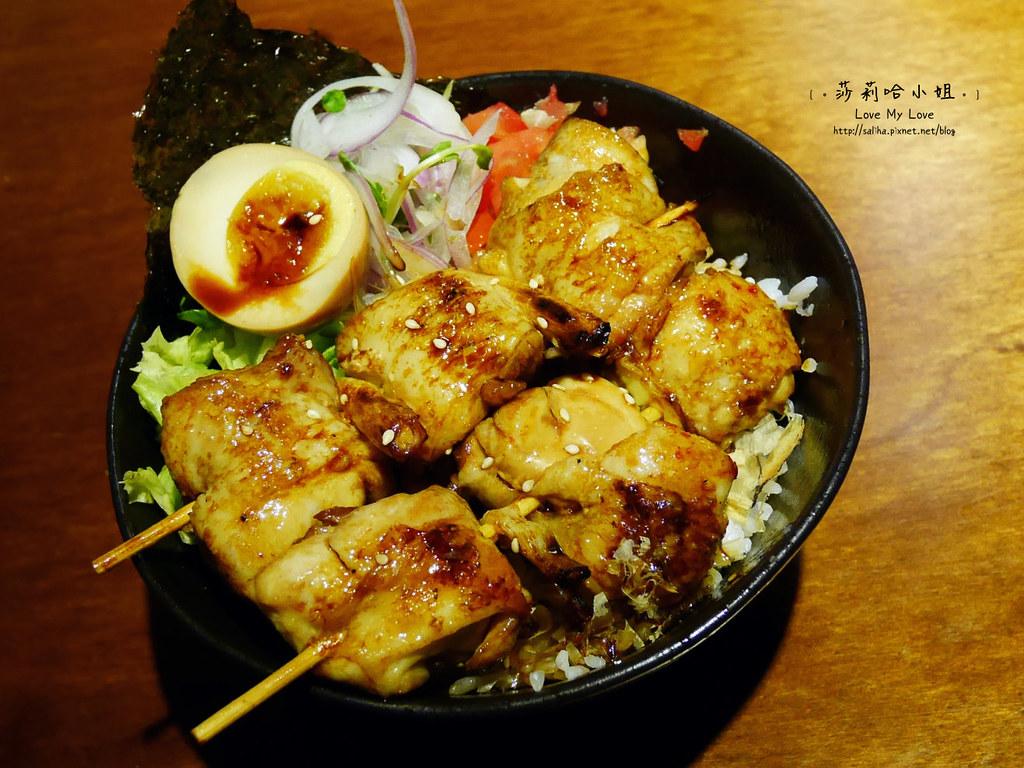 士林直火人燒肉丼飯屋串燒雞肉蓋飯 (3)