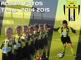 C.D. ALGETEÑO - Temporada 2014-2015