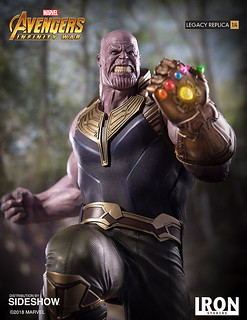 Thanos Legacy Replica 1/4 - Avengers: Infinity War